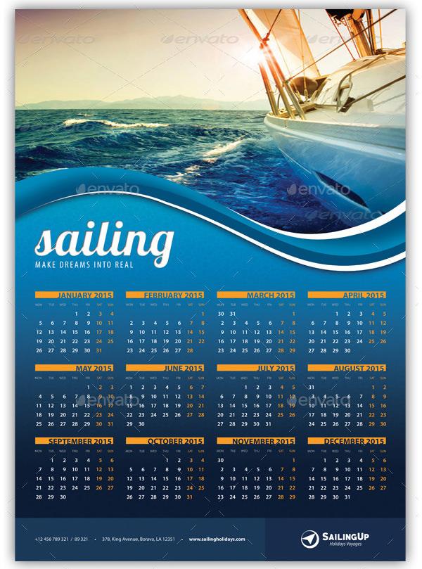 business calendars a3 print web designs