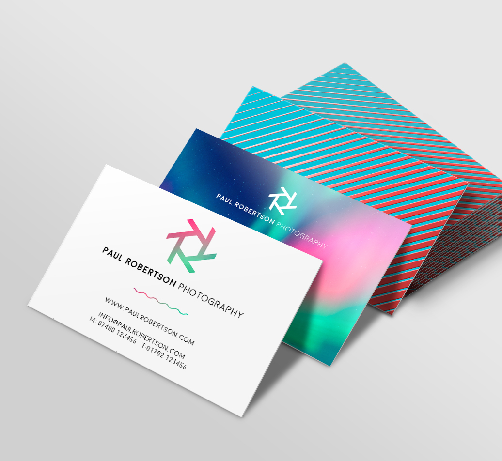 Business Cards Double Sided – Print & Web Designs
